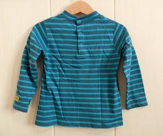 Camiseta niña La Compagnie des Petits, Camiseta niña, La Compagnie des Petits, ropa de segunda mano, ropa de niño segunda mano, donde duerme el arcoiris