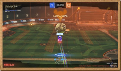 Rocket League PC Games Gameplay