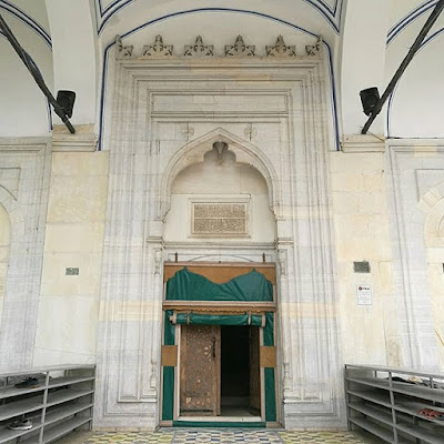 Mezquita de Mustafá Pachá