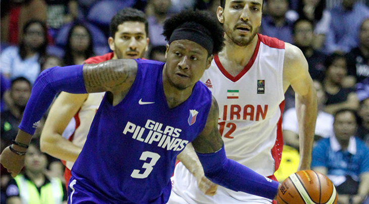 Bobby Ray Parks CLARIFIES Issue on Gilas Pilipinas Pool Invite