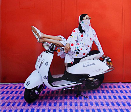 Gang Girls of Morocco