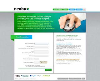 gagner l'argent avec Neobux ?