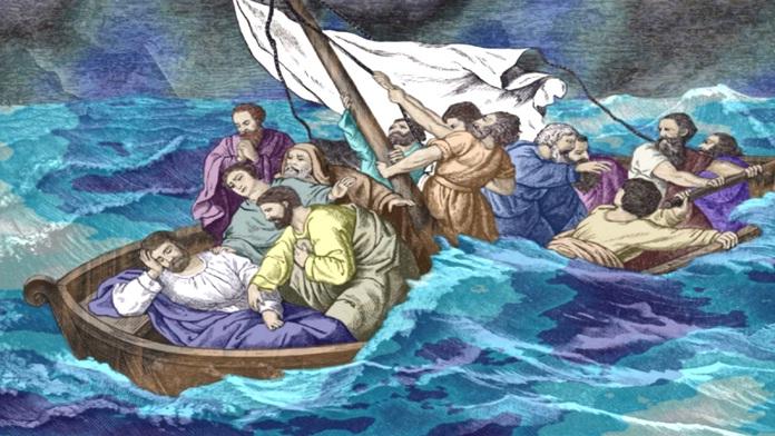 Tutti a bordo della nave di Gesù
