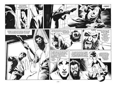 """""""Nuevas Hazañas Bélicas"""", la Guerra Civil Española llega en brutales historietas."""