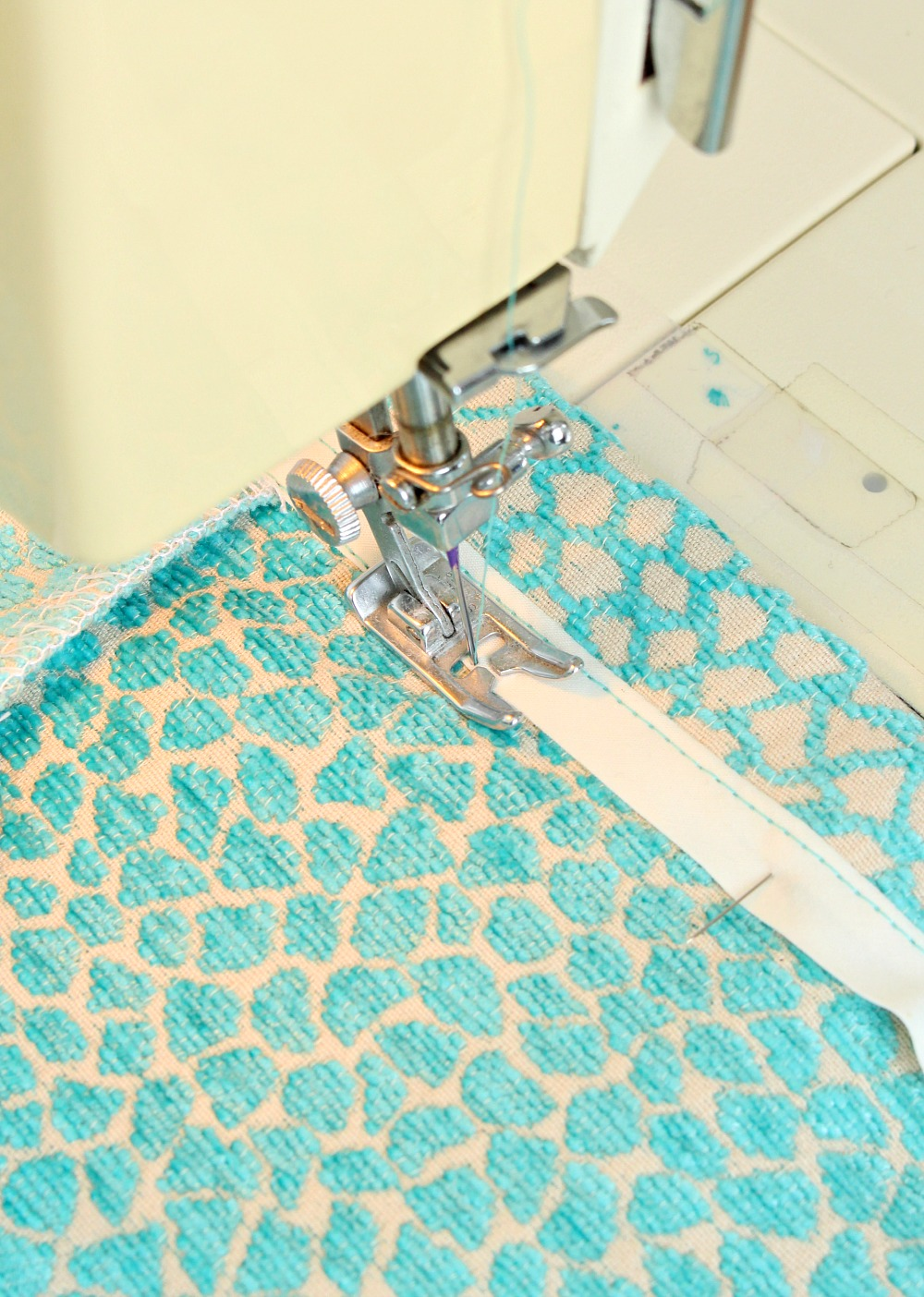 How to Sew a Channel for Drawstring
