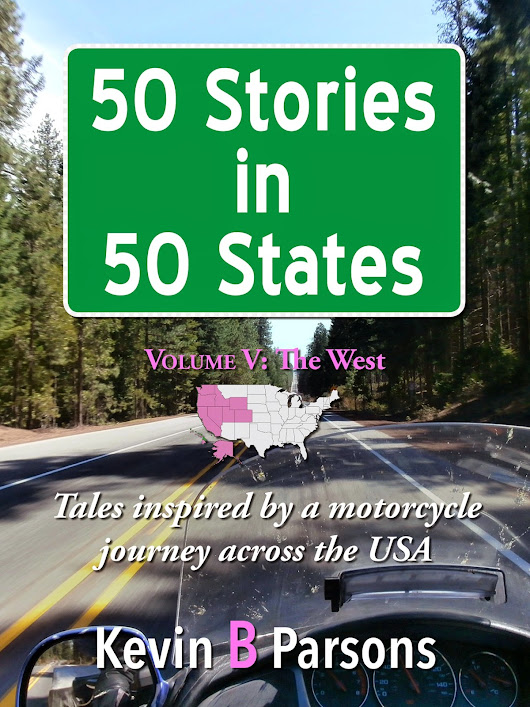 '50 Stories in 50 States' is Here!