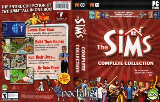 The Sims 1 Complete Collection PC Full Version