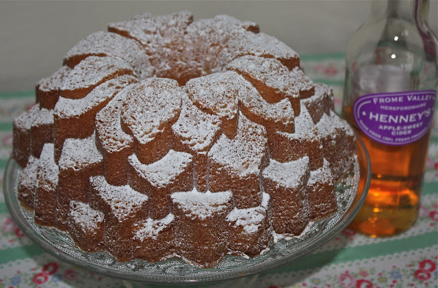 Warming Cider Bundt