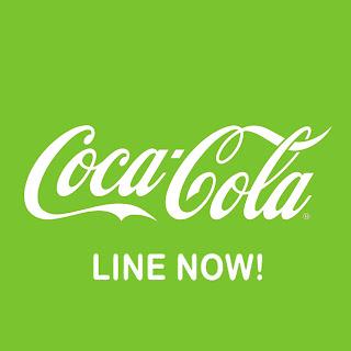 Coca-Cola ya está en Line e incluso te regala stickers