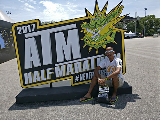 ATM Half Marathon 2017 Race Review