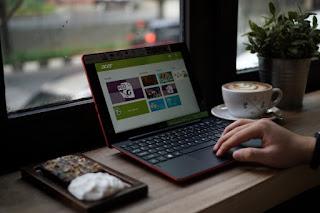 Notebook Hybrid Terbaik | Notebook Hybrid Acer