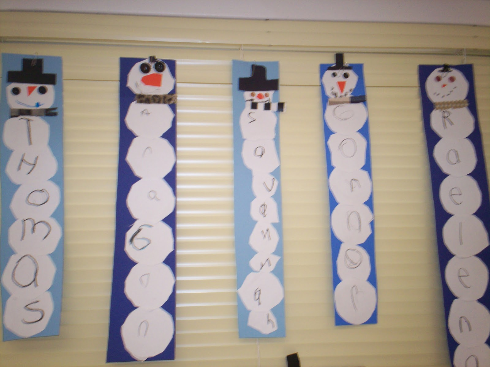 Kindergarten Days Winter Wonderland