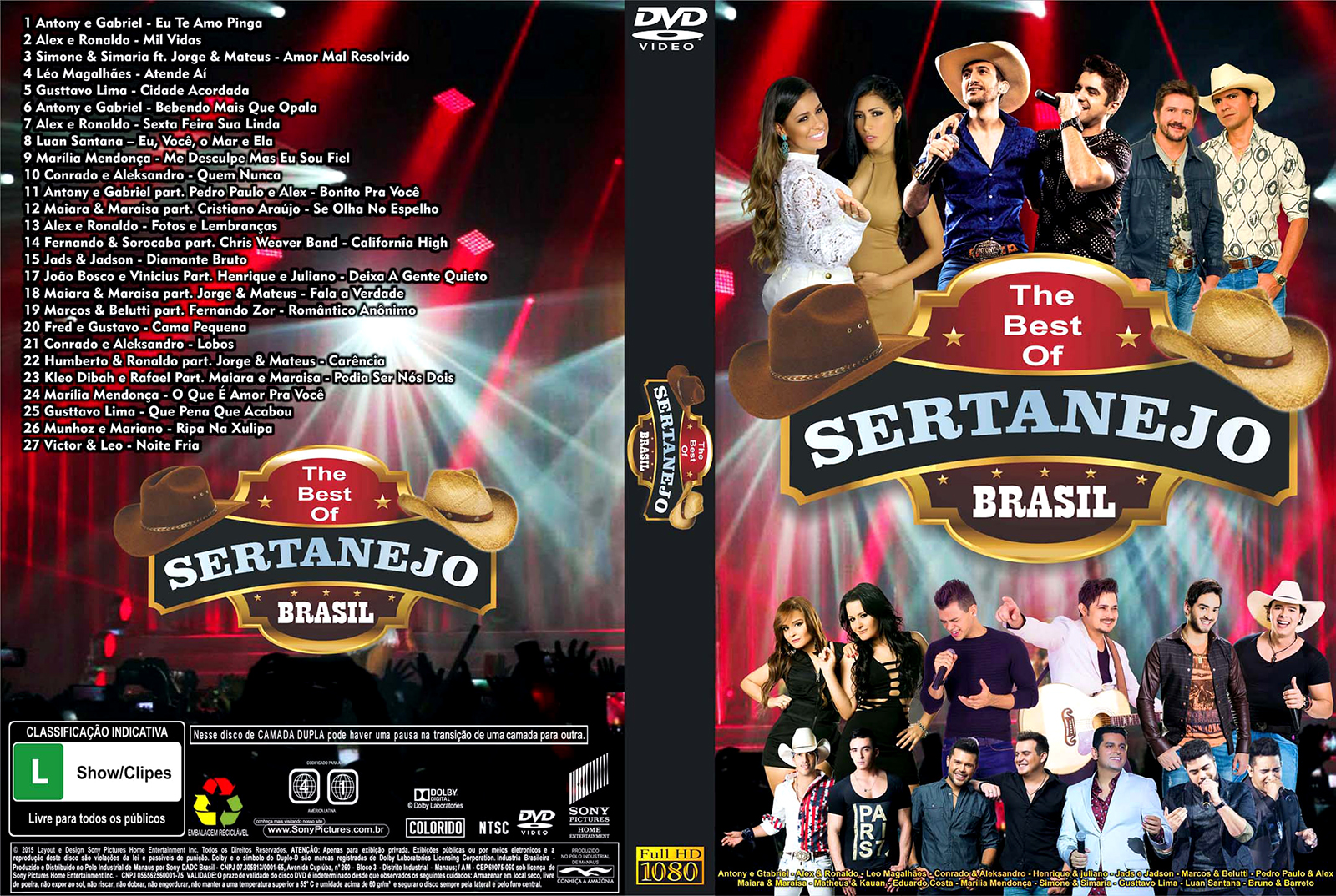The Best of Sertanejo Brasil DVD-R The 2BBest 2Bof 2BSertanejo 2BBrasil 2BDVD R 2B  2BXANDAODOWNLOAD