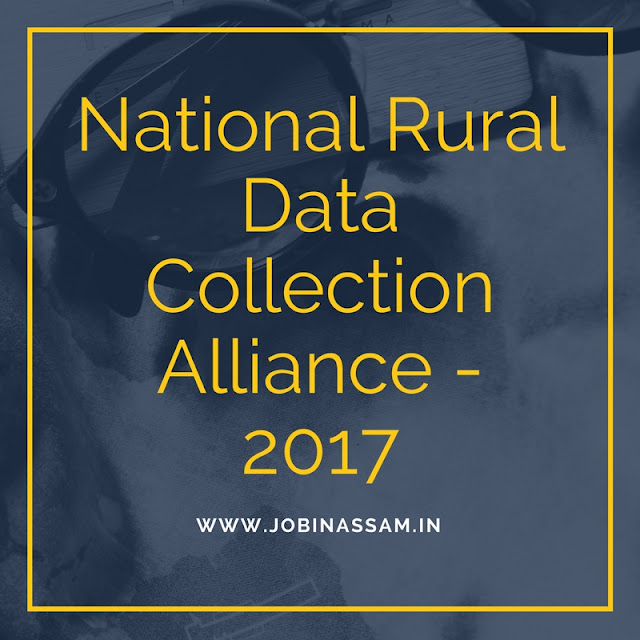National Rural Data collection Alliance (NRDA) 2017
