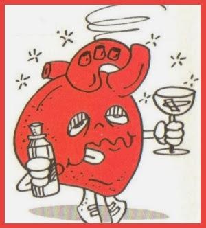 beber alcohol presion alta