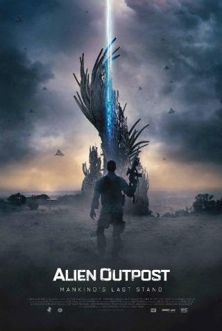 Alien Outpost [2014] [DVDR] [NTSC] [Subtitulado]