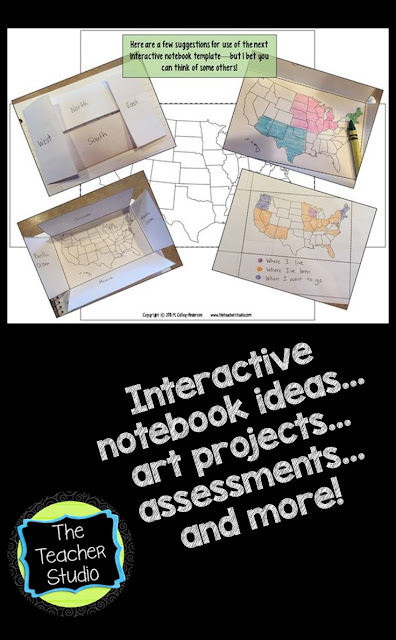 teaching maps and globes activities