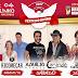 BROTAS DE MACAÚBAS: FESTA DO DIVINO 2017 - GRADE OFICIAL DAS ATRAÇÕES MUSICAIS