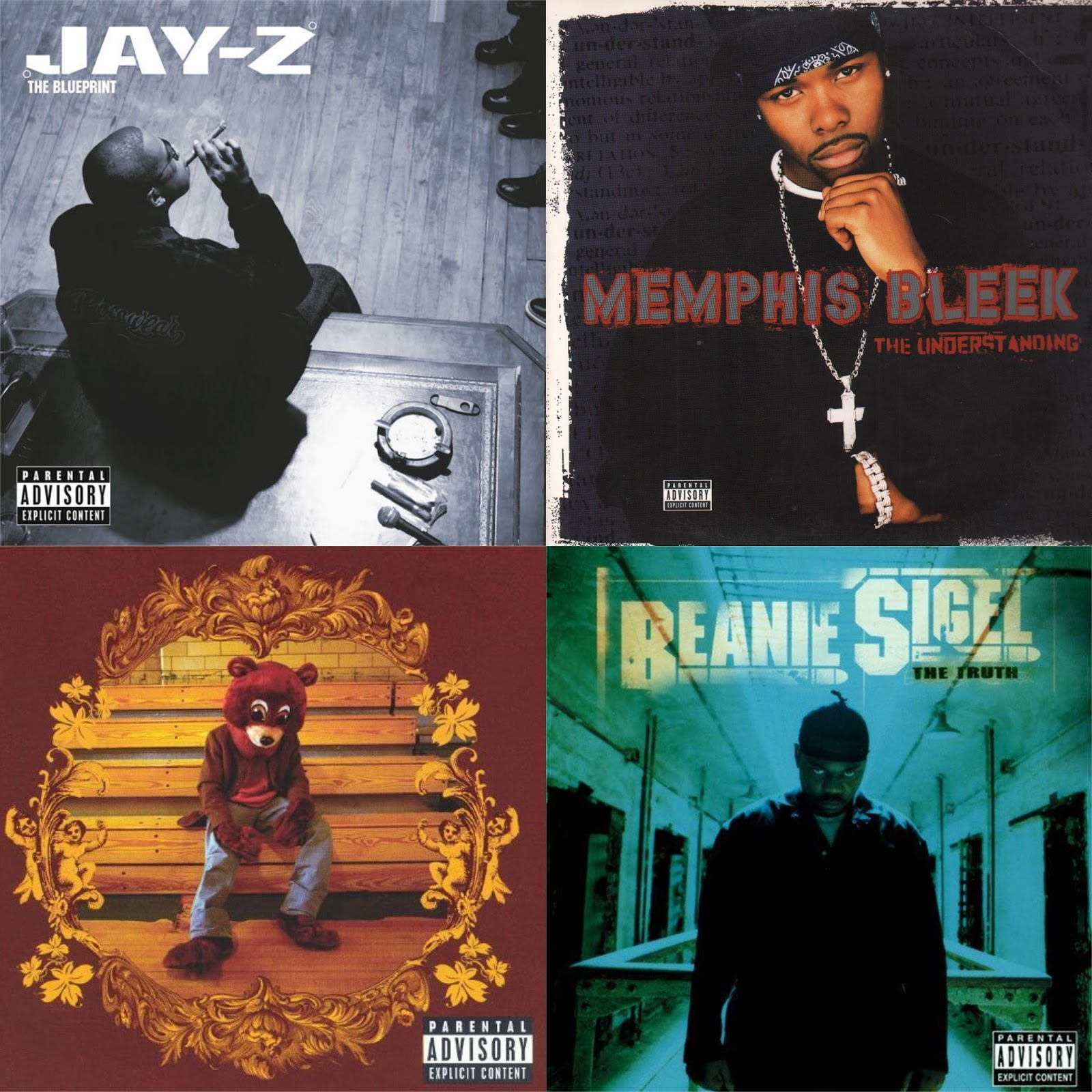 DAR Hip Hop: The 10 Greatest Roc-A-Fella Albums From 2000