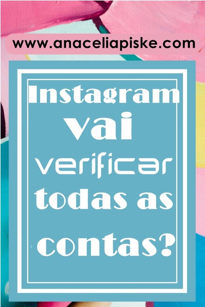 Verificação de Contas Instagram