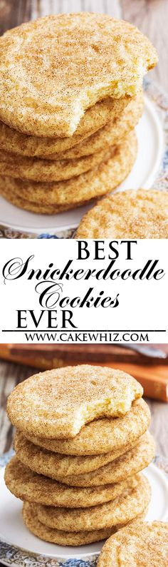 Classic Snickerdoodles Recipe