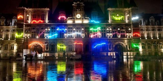 Festival Nuit blanche em Paris
