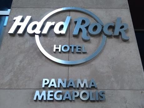 0f6b4842b06e2 Música nas alturas  o arranha-céu do Hard Rock no Panamá