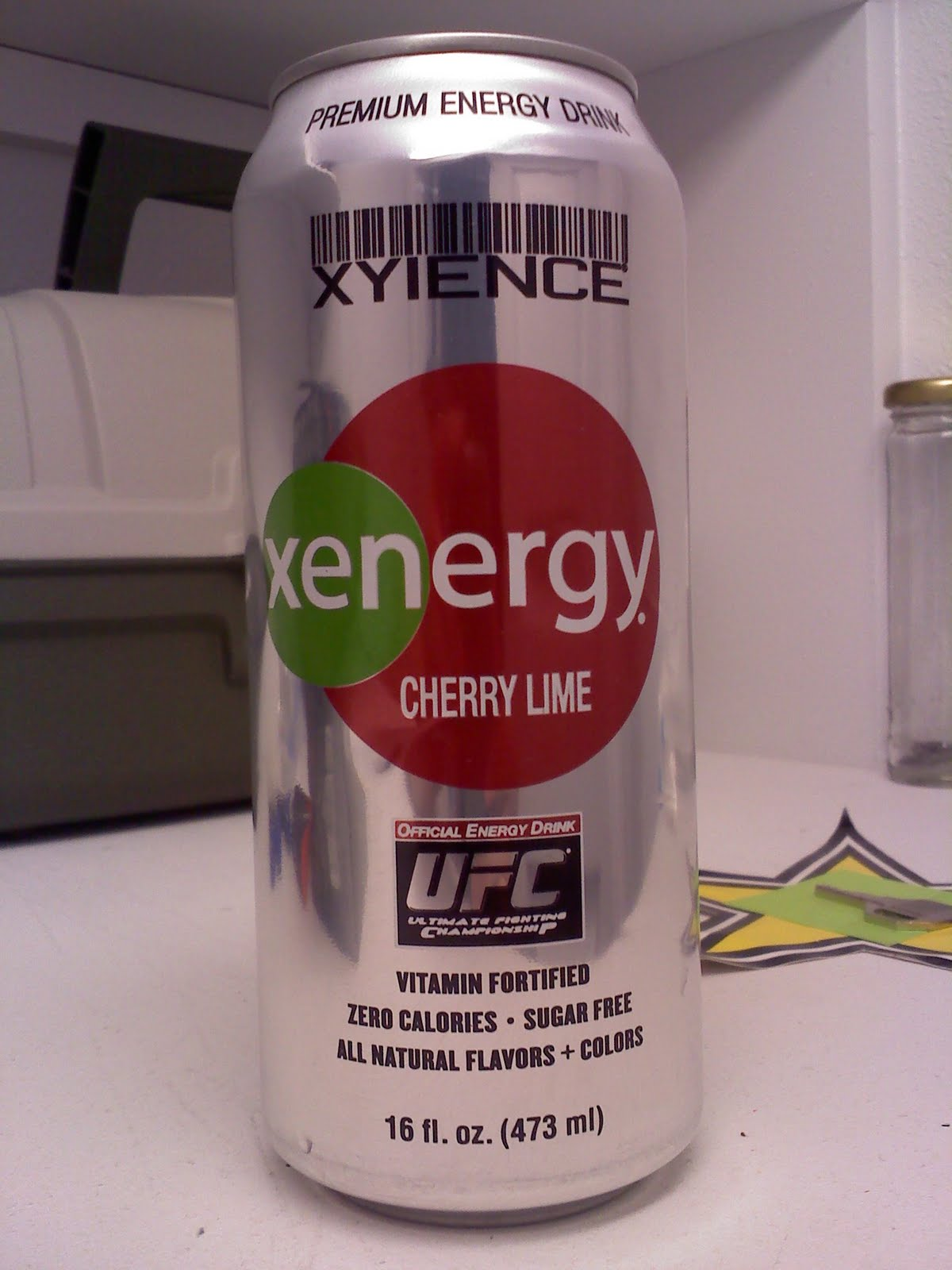Caffeine Review For Xenergy Cherry Lime Premium