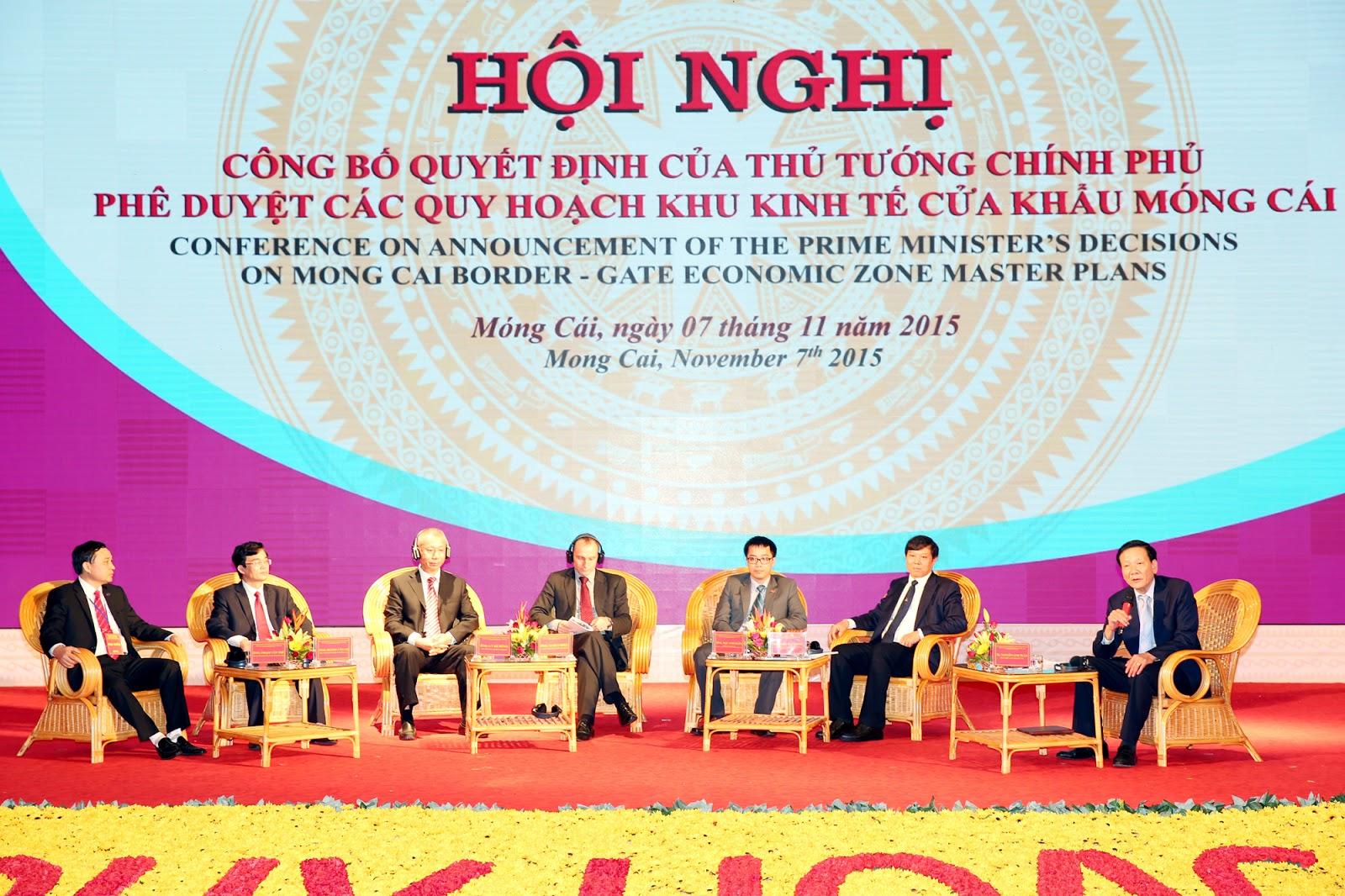 Khu đô thị Móng Cái trở thành cực tăng trưởng kinh tế năng động