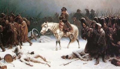 Benarkah Harta Karun Napoleon Ada Di Danau Rusia?