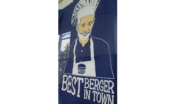 The Best Berger in Town (and yes, that's how to spell it)!