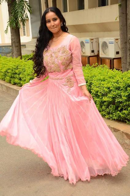 Ishika Singh Latest hot Glamourous Spicy Pink Skirt PhotoShoot Images At Karulo Shikarukelite Tesear Launch
