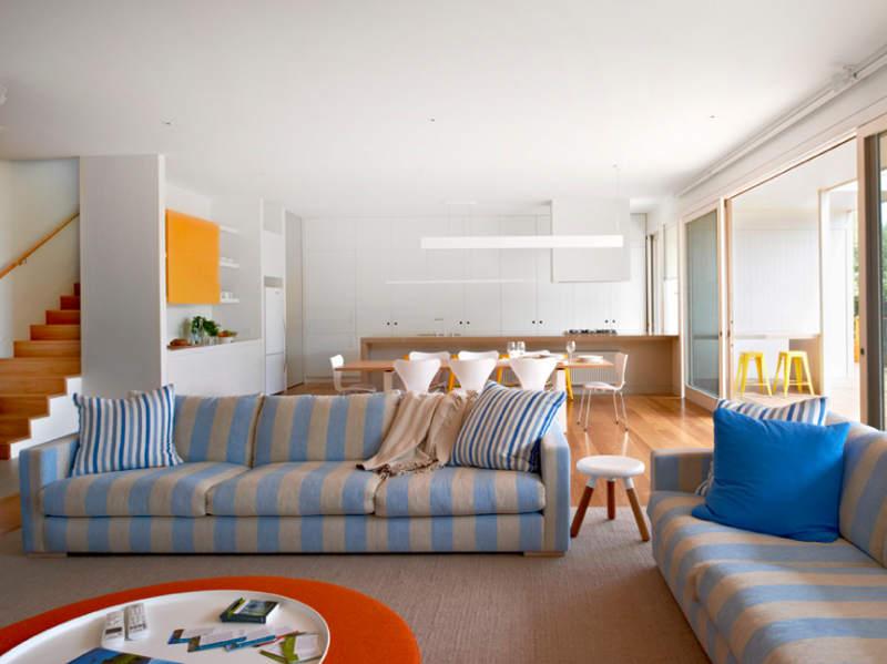 Estudio nap blog moderna casa de playa en australia for Casa moderna kw