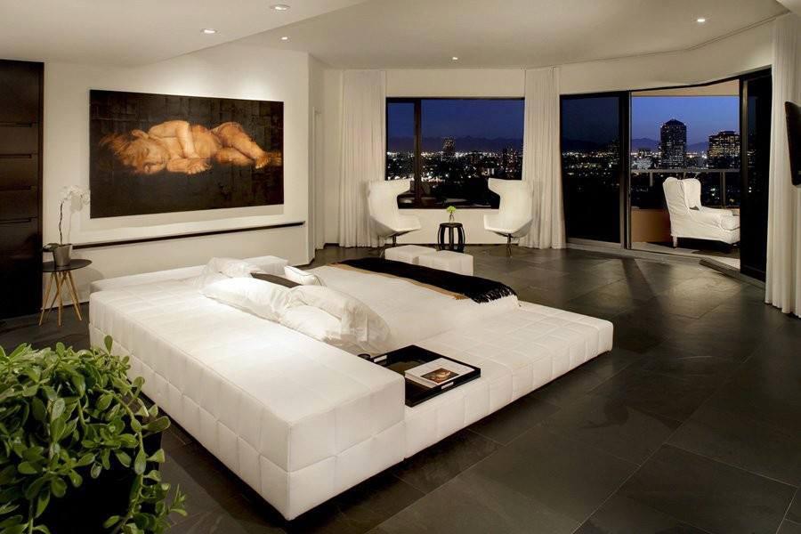 Dormitorios con terraza for Disenos de alcobas principales