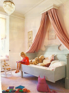 Girly Interior Design Photos for Kids Room