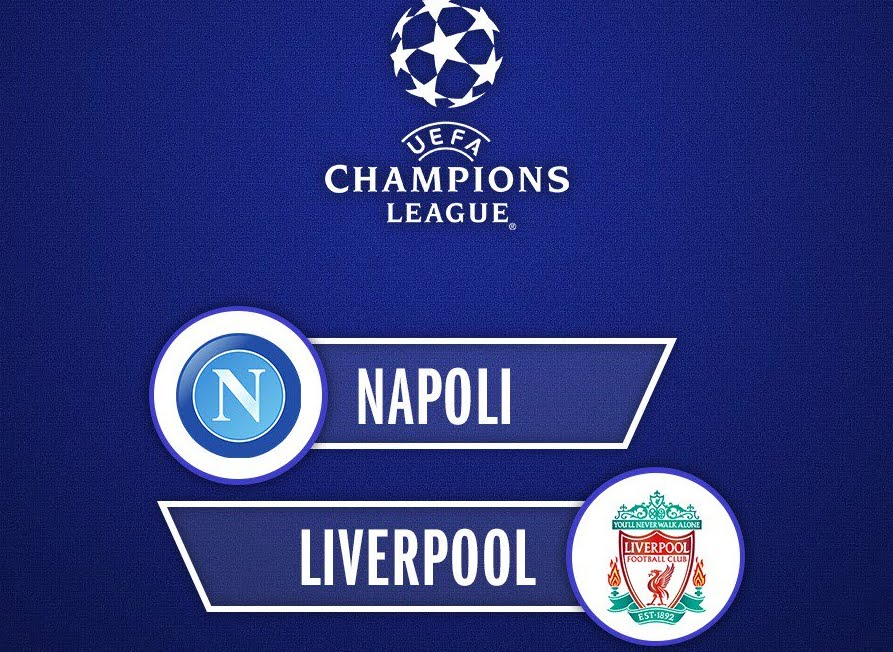 DIRETTA NAPOLI LIVERPOOL Streaming Gratis in internet con RaiPlay | Champions League 2018-2019