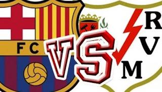 Барселона – Райо Вальекано смотреть прямую трансляцию онлайн 09/03 в 20:30 по МСК.