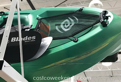 Costco 1189826 - Get in shape the fun way on the Lifetime Emotion Spitfire 12T Tandem Kayak
