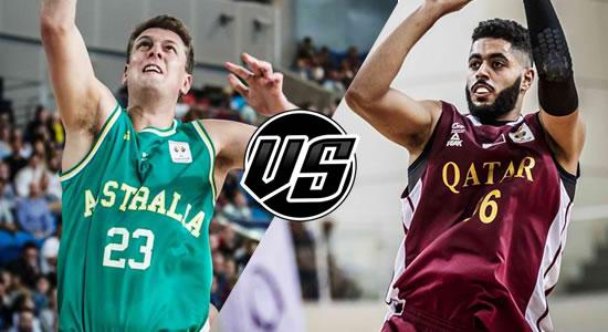 Live Streaming List: Australia vs Qatar 2019 FIBA World Cup Qualifiers Asia 5th Window