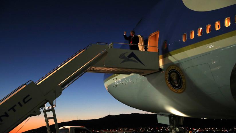 """""""No quiero que Einstein sea mi piloto"""": Trump afirma que los aviones se están volviendo demasiado complejos para volar"""
