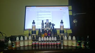Review Liquid Lokal dan Interlokal (Import) Recomended