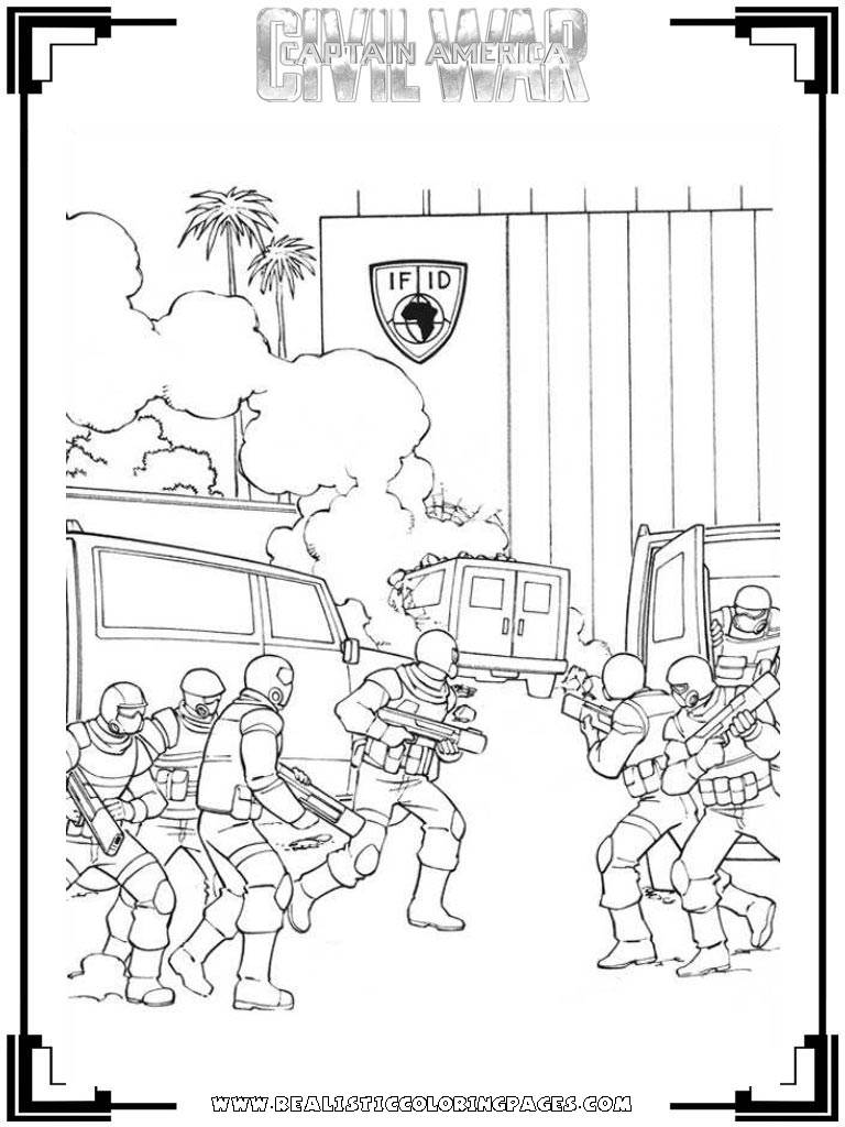 free printable war coloring pages - photo#42
