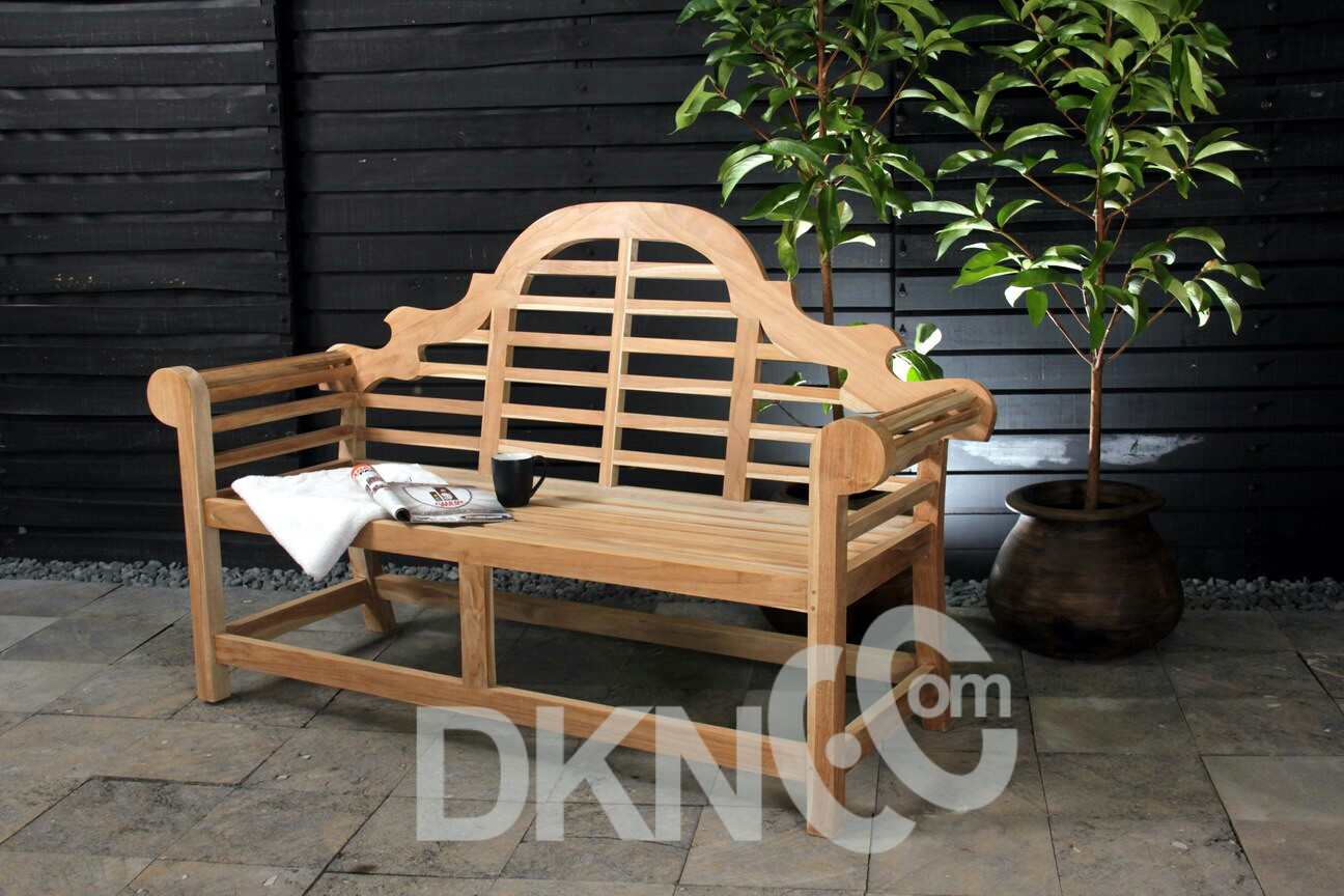 Call teak garden marlboro bench furniture indonesia