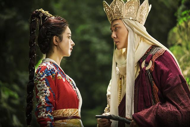Zanilia Zhao Liying monkey king 3