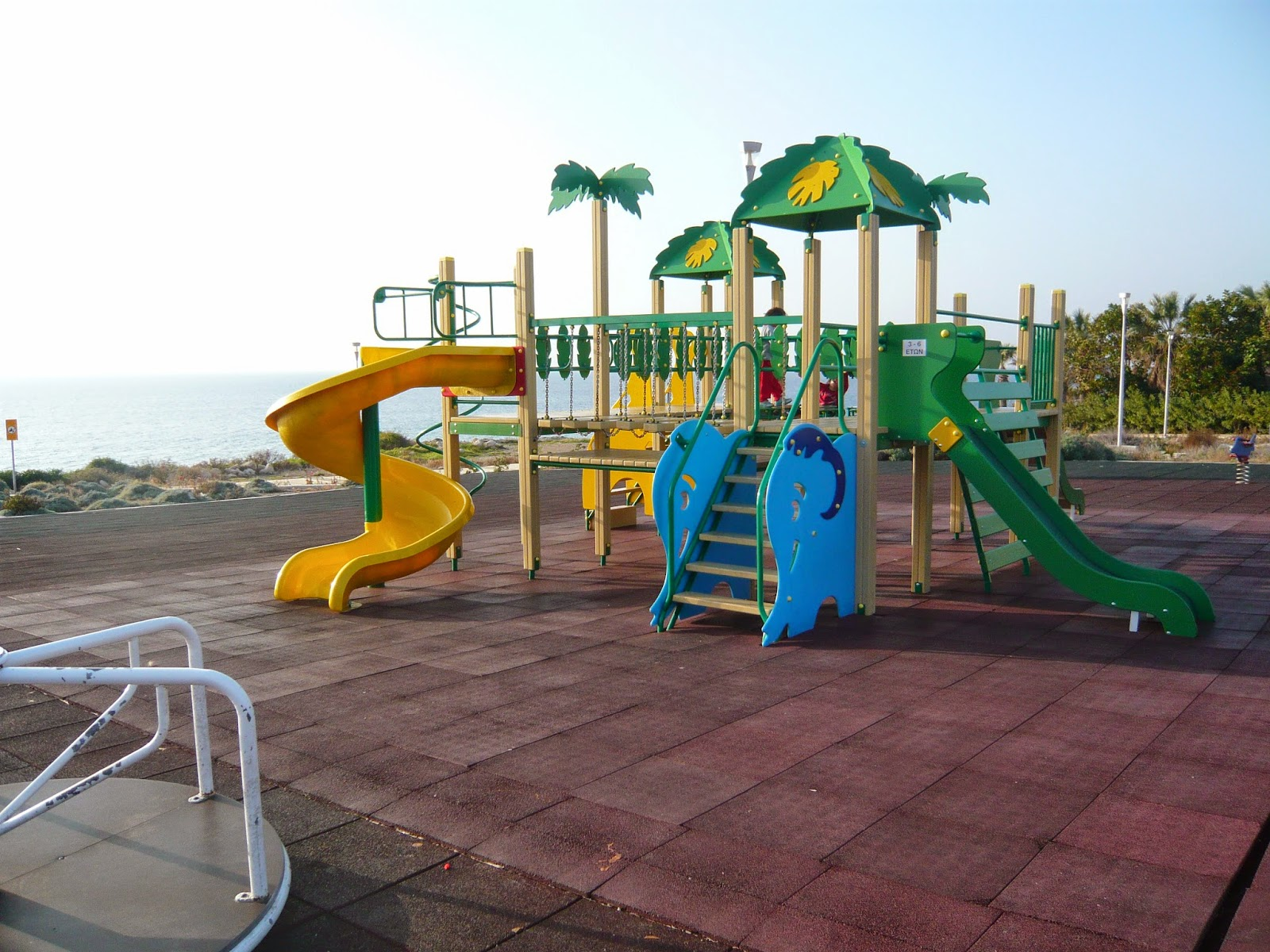 Kids have Fun in Cyprus February 2015