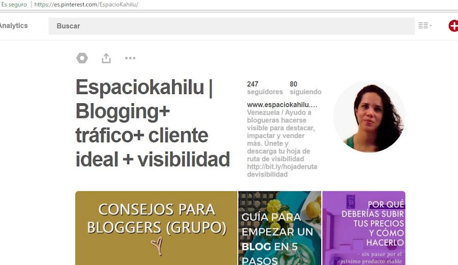 como aumentar el tráfico de tu blog con pinterest