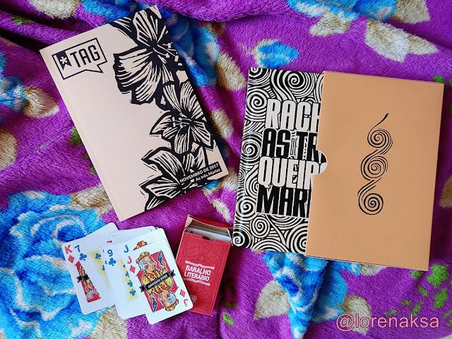 kit tag experiencias literarias novembro 2017