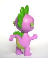 Spike Magazine Figure Now Available in Europe