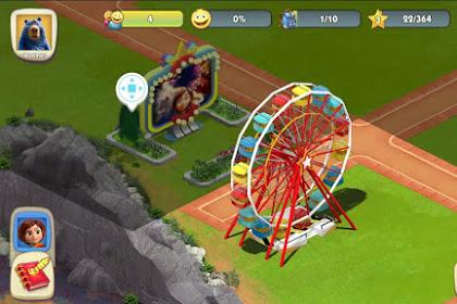 Review Game Wonder Park    Membuat taman bermain dengan imajinasi anak