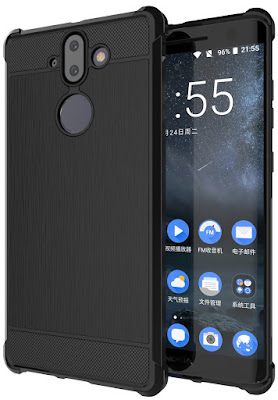 Leaked Nokia 9 Case